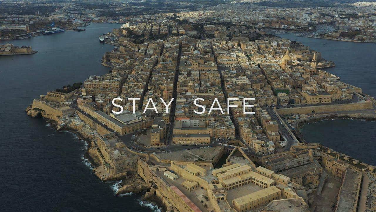 The Silent Islands - Malta Covid 19